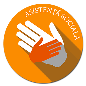 compartiment asistenta sociala logo text